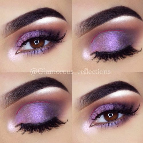 How to Apply Eyeshadows for Small and Almond Eye Shapes picture 6
