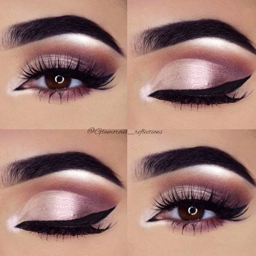 How to Apply Eyeshadows for Small and Almond Eye Shapes picture 5