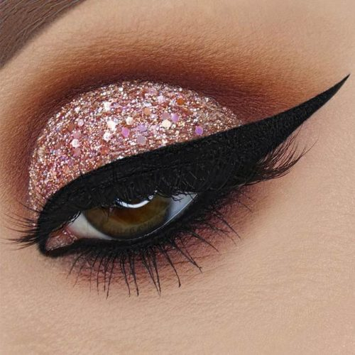 Cool Makeup Ideas for Round Eye Shape picture 2