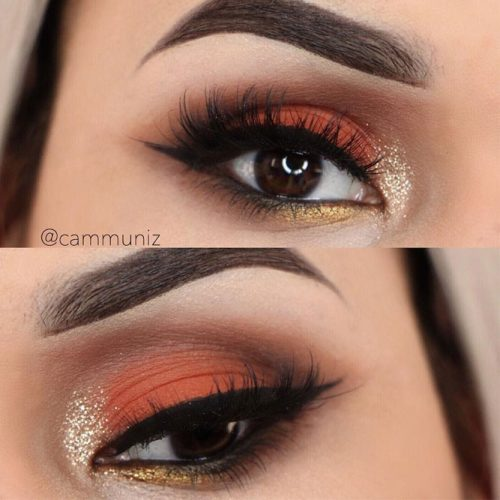 How to Apply Eyeshadows for Almond Eye Shapes picture 1
