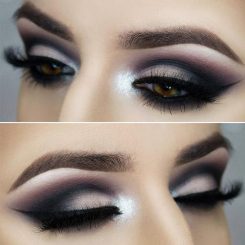 How to Apply Eyeshadows for Small and Almond Eye Shapes picture 3