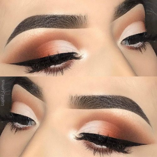How to Apply Eyeshadows for Small and Almond Eye Shapes picture 2
