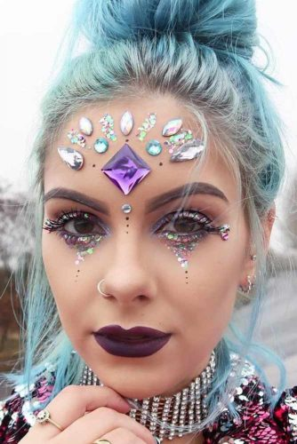 Unicorn Makeup for Parties picture2