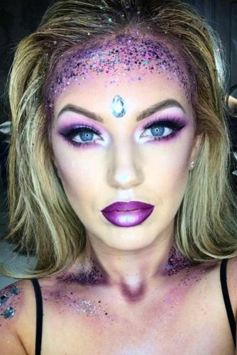 Unicorn Makeup for Parties picture5