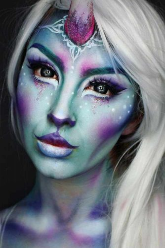 Unicorn Makeup for Parties picture6
