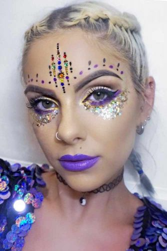 Magical Unicorn Makeup picture3