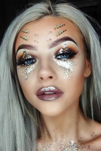 Magical Unicorn Makeup picture5