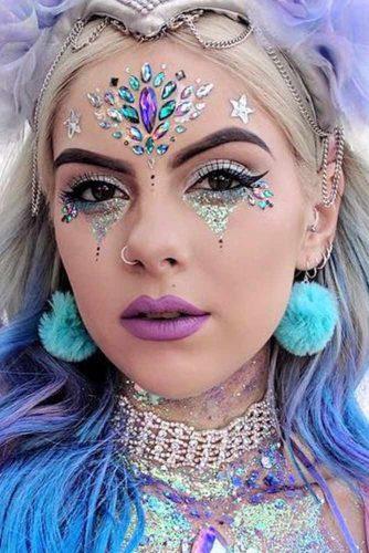 Unicorn Makeup for Festival Season picture2