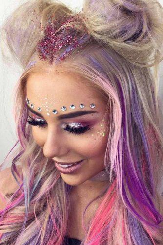 Unicorn Makeup for Festival Season picture3