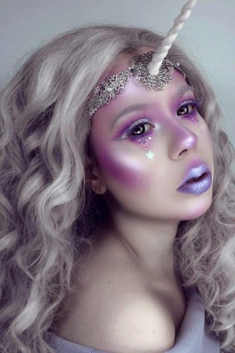 Incredible Unicorn Makeup picture1