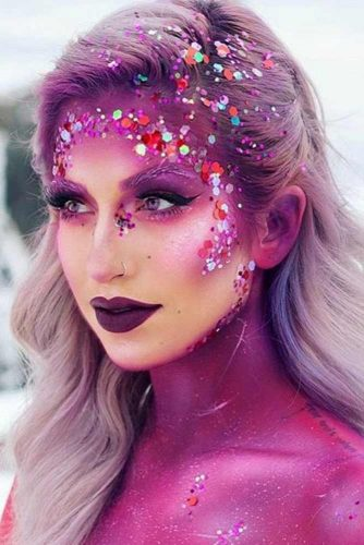 Incredible Unicorn Makeup picture3