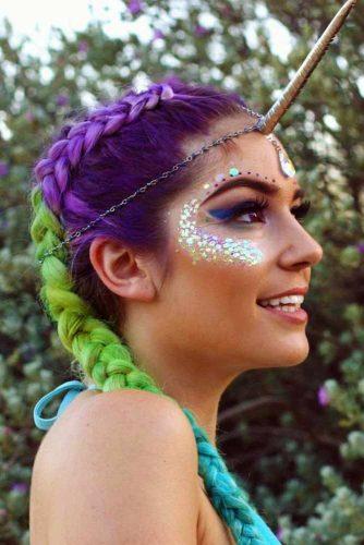 Fantastic Unicorn Makeup picture1