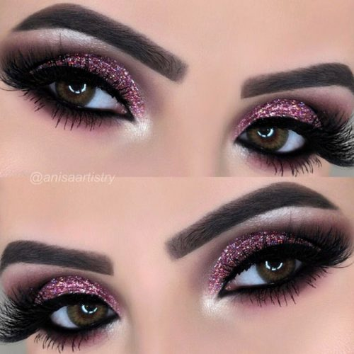 Stunning Makeup Ideas for Light Brown Eyes picture 4