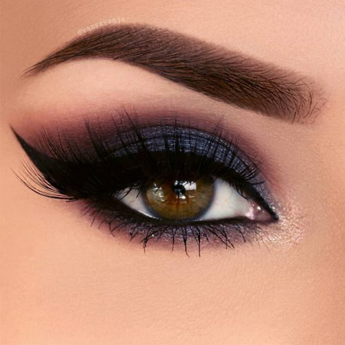 Pretty Makeup Ideas for Light Brown Eyes picture 5