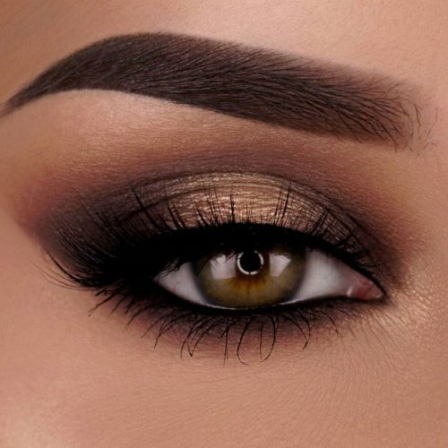 Cute Makeup Ideas for Light Brown Eyes picture 6