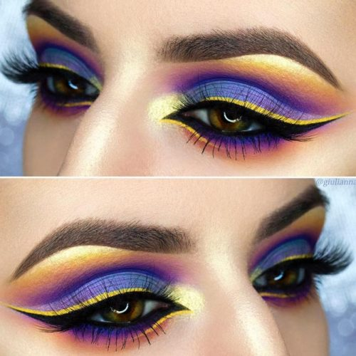 Stunning Makeup Ideas for Light Brown Eyes picture 5