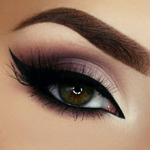 Cute Makeup Ideas for Light Brown Eyes picture 1