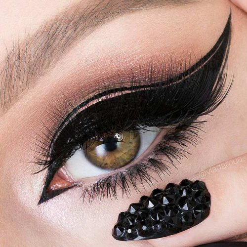 Cute Makeup Ideas for Light Brown Eyes picture 3