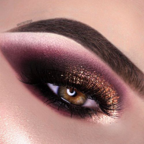 Cute Makeup Ideas for Light Brown Eyes picture 2