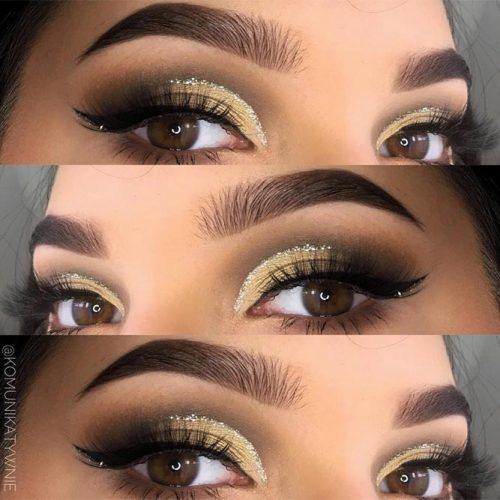 Stunning Makeup Ideas for Light Brown Eyes picture 1
