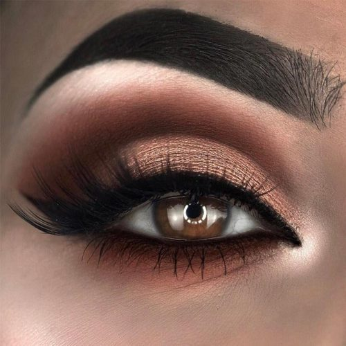 Cute Makeup Ideas for Light Brown Eyes picture 4