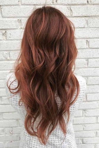 Fabulous Red Hair Color picture 1
