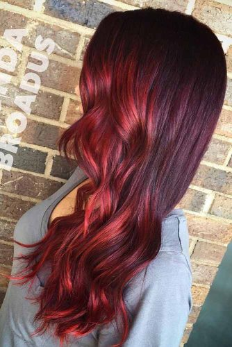 Fabulous Red Hair Color picture 5