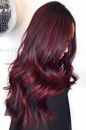Fabulous Red Hair Color picture 4