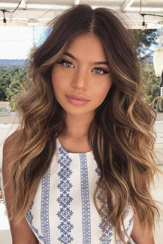 Gorgeous Wavy Hair picture 2