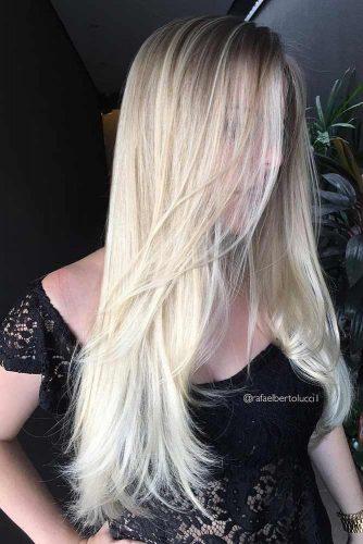 Soft Balayage Long Haircut picture 5
