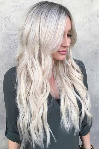 Cute and Pretty Long Layered Haircut picture 5