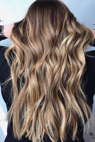 Cute and Pretty Long Layered Haircut picture 6