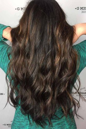 Rich Wavy Hair picture 2