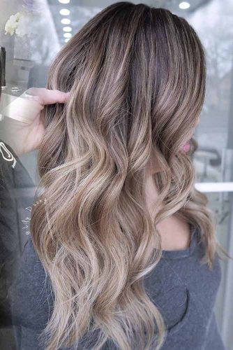 Soft Balayage Long Haircut picture 1
