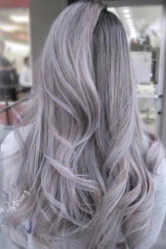 Soft Balayage Long Haircut picture 2