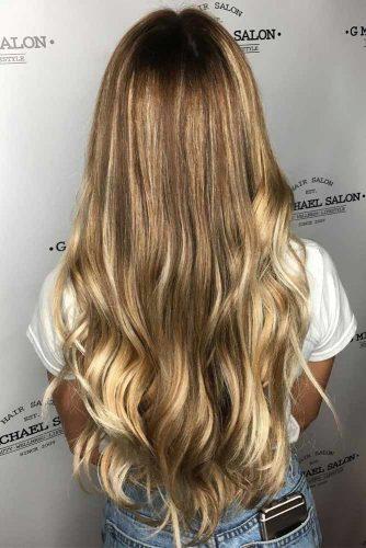 Soft Balayage Long Haircut picture 4