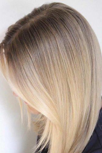 Straight Medium Hair picture 5