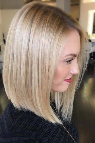 Straight Medium Hair picture 6