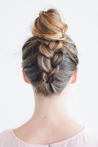 Cute Hairstyles for Sweety and Romantic Look picture 5