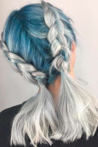 Cute Hairstyles for Sweety and Romantic Look picture 6