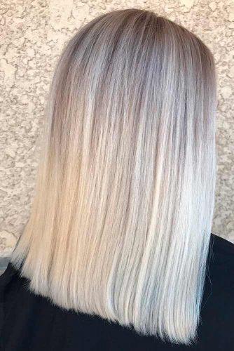 Straight Line Hair