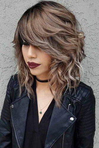 Textured Medium Hair picture 1