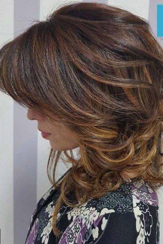 Textured Medium Hair picture 3