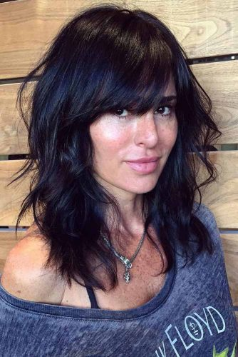 Textured Medium Hair picture 5