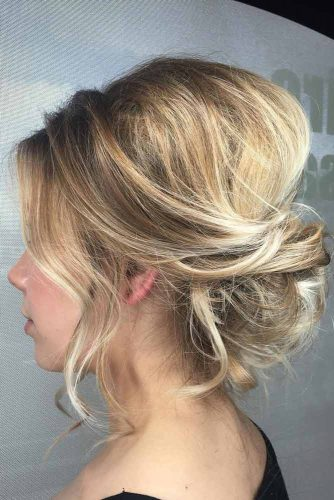 Sweet Hairstyles with Bangs picture 2