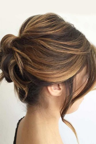 Sweet Hairstyles with Bangs picture 3