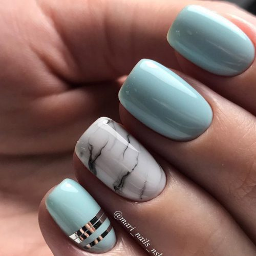 Marble Accent