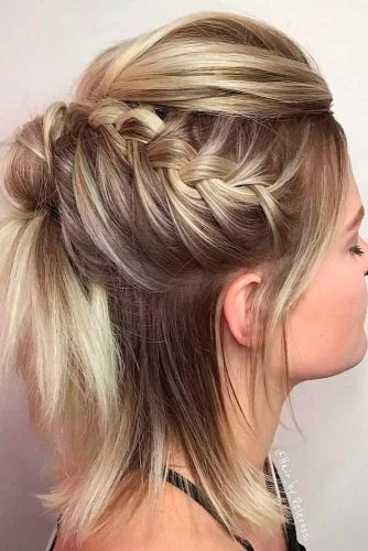 Trendy Shoulder Length Hairstyles for Everyday picture 6
