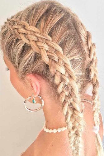 Amazing Braided Hairstyles picture 3