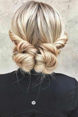 Cute Top Knots and Buns picture 2
